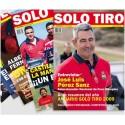 Suscripción anual revista SOLO TIRO