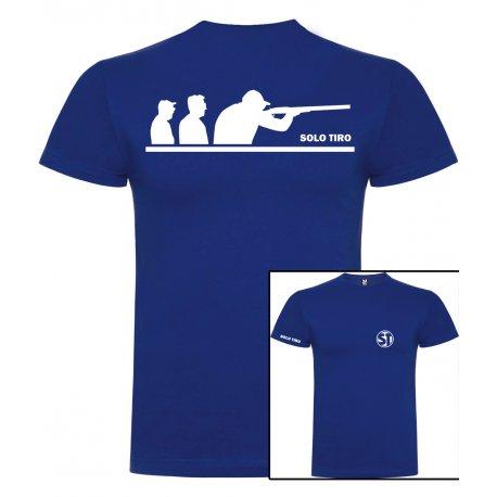 Camiseta de Manga Corta Grupo Tiradores A. Italia ST