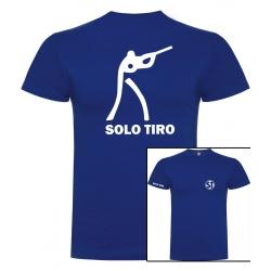 Camiseta de Manga Corta Tirador A. Italia ST