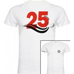 Camiseta de Manga Corta 25 Blanca ST
