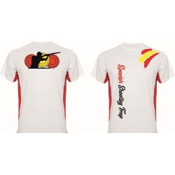 Camiseta Técnica Spanish Shooting Trap