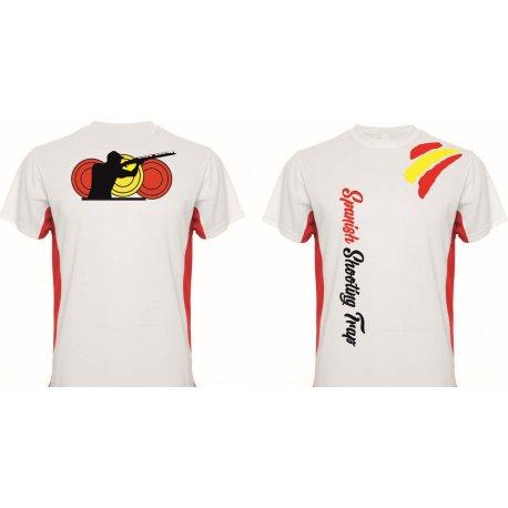 Camiseta Técnica Spanish Shooting Trap
