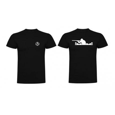 Camiseta de Manga Corta Tirador Campo