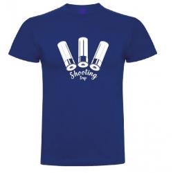 Camiseta Shooting Trap Cartuchos