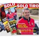 Suscripción Anual a la Revista SOLO TIRO