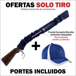 Funda escopeta + Gorra Beretta