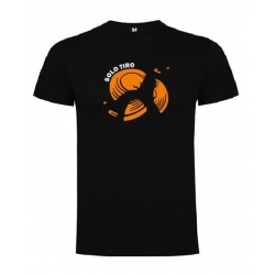 Camiseta de Manga Corta Orange Dish
