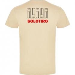 Camiseta de Manga Corta Olimpic Cardtbridge Angora