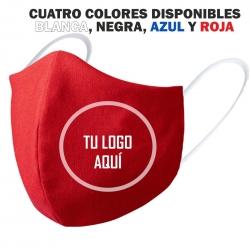Mascarilla Personalizada ST Roja