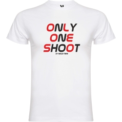 Camiseta M/C Only One Shoot