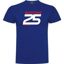 Camiseta M/C Shooting 25